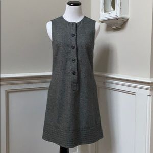 GAP tweed dress size 2